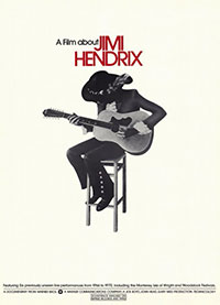 A Film About Jimi Hendrix Poster