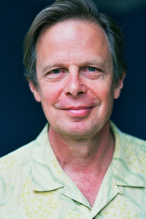 Joe Boyd Portait