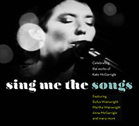 Sing Me The Songs CD